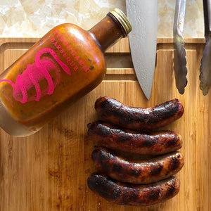 Subtism BBQ Sauce | Strongarm Barbecue