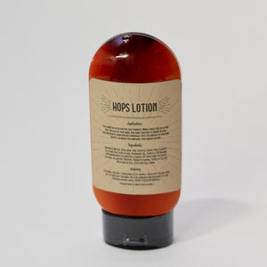 Hops Lotion | Juniper Porter | Trade Apothecary