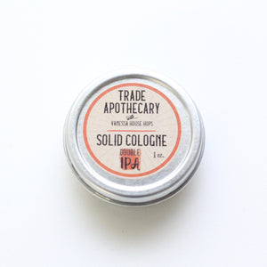 Solid Cologne | Double IPA | Trade Apothecary