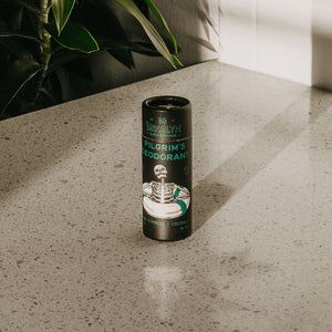 Brooklyn Grooming | Vegan Coconut and Blue Cyprus Deodorant