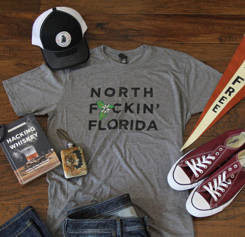 Southern Pines North F#ckin Florida Tee Shirt T-Shirt