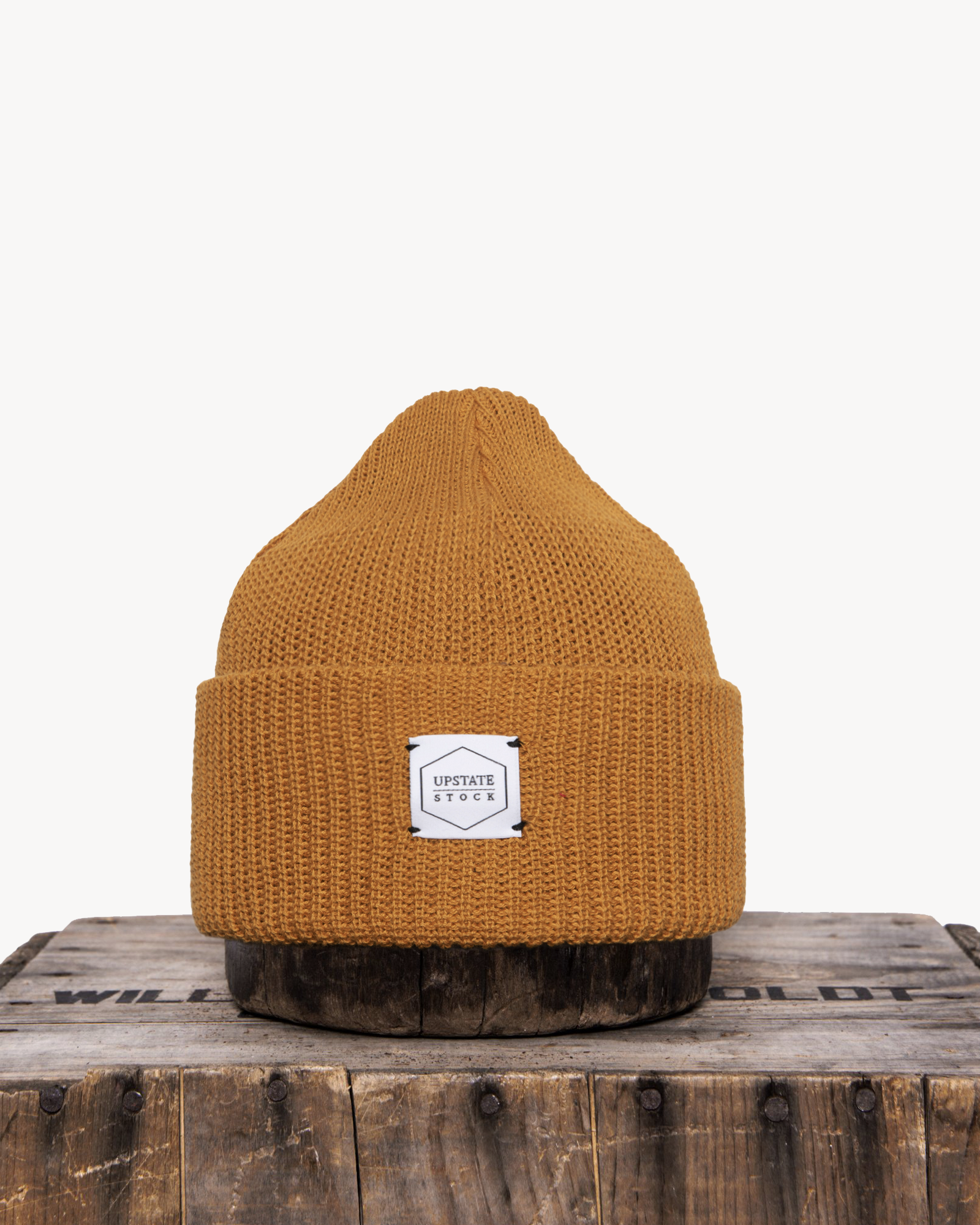 Upstate Stock's Eco-Cotton Watchcap