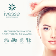 Ivesse Brazilian Wax 100% Natural