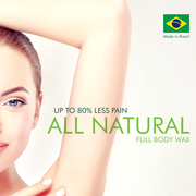 Ivesse Brazilian Body Roll-On Wax 100% Natural