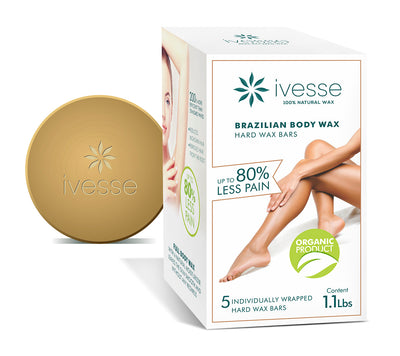 Ivesse Full Body Wax - Hard Wax [1.1lb]