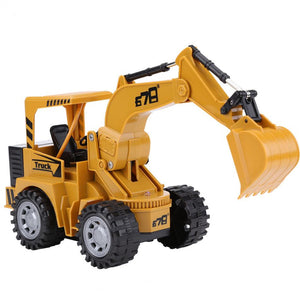 Channel RC Digger/Excavator