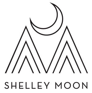 shelley moon designs modern dainty layering jewelry line