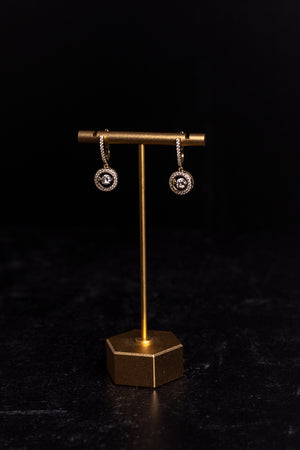 Gema Dancing Diamond Earrings