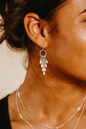 Malia Dream Catcher Earrings