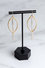 Erin Oval Earrings