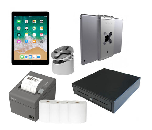 APPLE IPAD 9.7 INCH POS BUNDLE