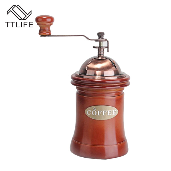 Hand Coffee Grinder, Nuts and Beans Mill