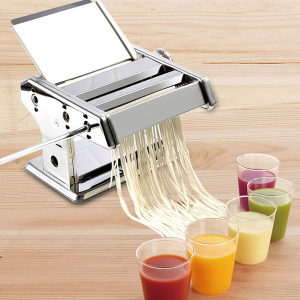 Stainless Steel Manual Pasta / Noodle Making Machine