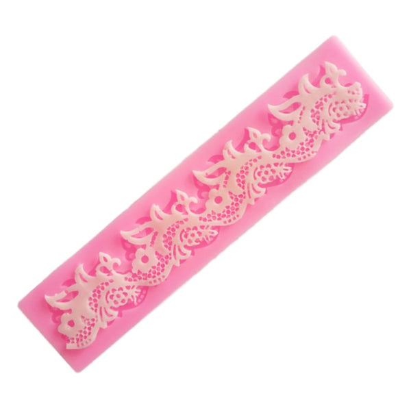 3D Lace Pad DIY Silicone Mold