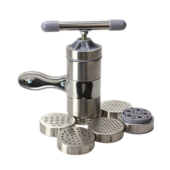 Stainless Steel Pasta Noodle Press Machine