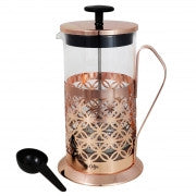 Trellise Coffee Press in  Rose Gold