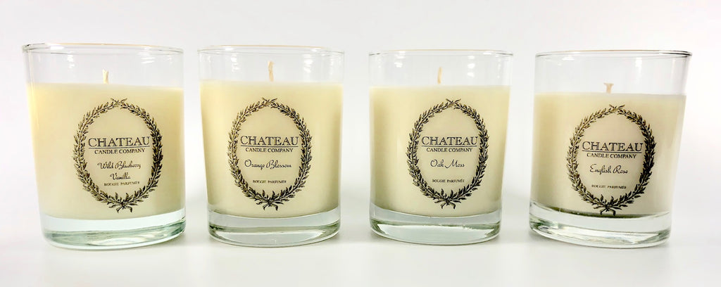 A preview of our candle collection