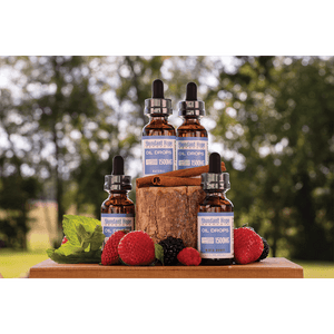 1500mg Broad Spectrum CBD Oil - Abundant Hope Naturals Richmond KY