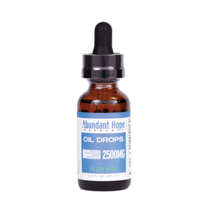 2500mg Broad Spectrum CBD Oil - Abundant Hope Naturals Richmond KY