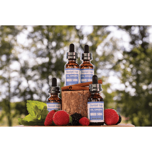 500mg Broad Spectrum CBD Oil - Abundant Hope Naturals Richmond KY