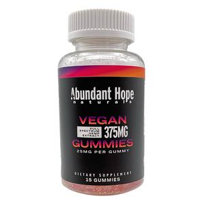 Full Spectrum CBD Gummies Free Shipping - Abundant Hope Naturals