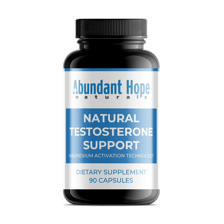 Natural Testosterone Support - Abundant Hope Naturals Richmond KY