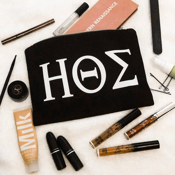 HOE MAKE UP POUCH