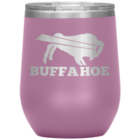 Buffahoe Wine Tumbler