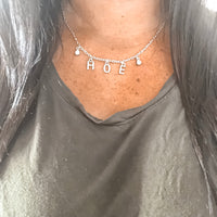 HOE Silver Necklace