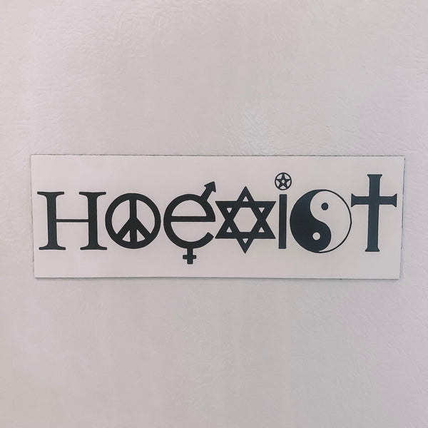 HOExist Car Magnet