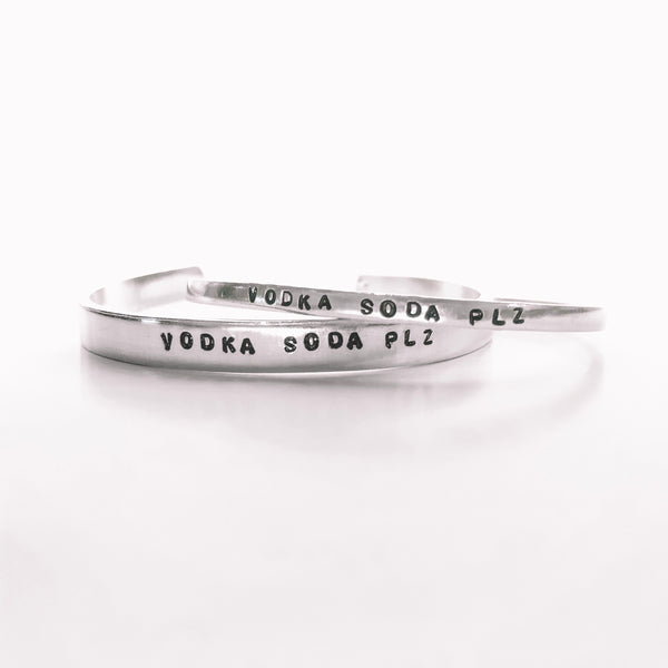 Vodka Soda Bracelet