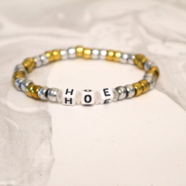 HOE stretch bracelet