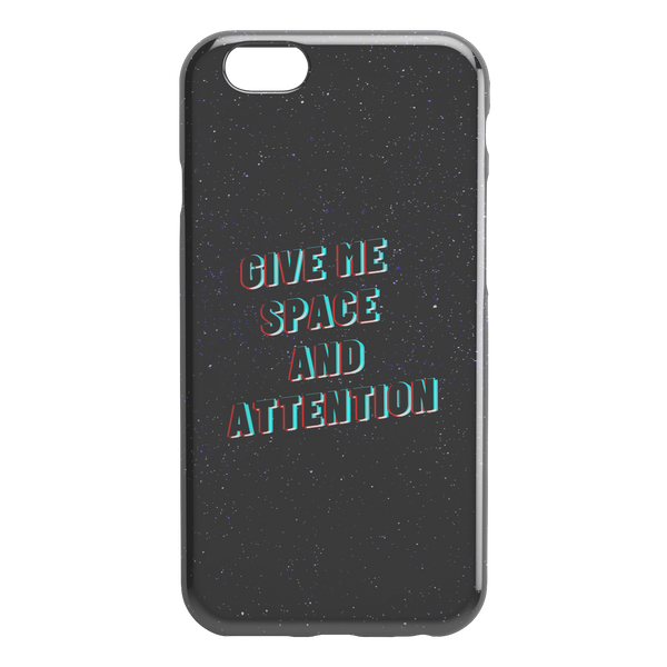 Give Me Space iPhone Case