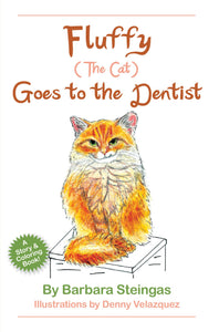 Fluffy (The Cat) Goes to the Dentist