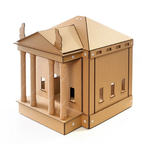 The Temple of Ra Cat House