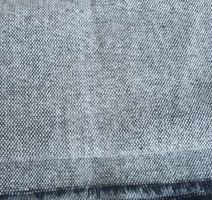 42 Pepper Oxford Gray Cotton Spandex Stretch Blend Light Woven Fabric By Yard
