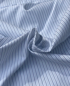 60 100% Organic Cotton Mercerized Button Up Down Mens Mans Shirt Poplin Woven Fabric By the Yard