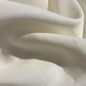 "60"" PFD Off White 100% Lyocell Tencel Canvas Medium Woven Fabric By the Yard - APC Fabrics"