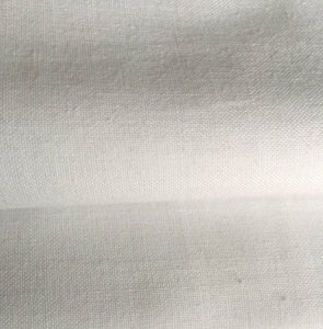 60 PFD White 100% Cotton Sheeting Woven Fabric By the Yard
