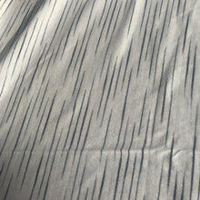 Load image into Gallery viewer, 62 100% Modal Slob White & Black Tiger Striped Yarn Dyed Jersey Knit Fabric By the Yard