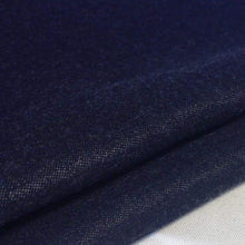 Load image into Gallery viewer, 62 Dark Indigo Blue Japanese 100% Lyocell Tencel Denim Woven Fabric By Yard