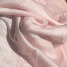 "Load image into Gallery viewer, 68"" Solid Pink Modal Spandex Lycra Stretch Blend Jersey Knit Fabric By the Yard - APC Fabrics"
