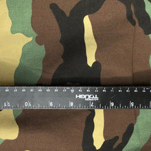 "Load image into Gallery viewer, 60"" Cotton Camoflauge Camouflage Camo Print Poplin Woven Good For Face Mask Fabric By the Yard - APC Fabrics"