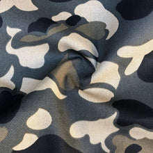 "Load image into Gallery viewer, 60"" 100% Cotton Twill Camouflage Camo Print Apparel & Face Mask Woven Fabric By the Yard - APC Fabrics"