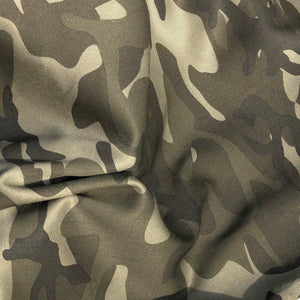 "60"" Cotton Rayon 6 OZ Twill Camouflage Camo Print Apparel & Face Mask Woven Fabric By th e Yard - APC Fabrics"
