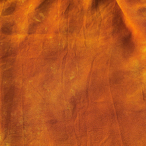 "52"" Orange 100% Tencel Lyocell Cupro Georgette 4.5 OZ Light Woven Fabric By the Yard - APC Fabrics"