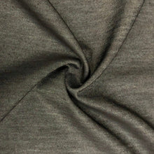"Load image into Gallery viewer, 58"" Cotton Soft Chambray Charcoal Gray Black Woven Fabric By the Yard - APC Fabrics"