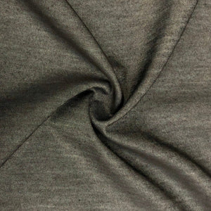 "58"" Cotton Soft Chambray Charcoal Gray Black Woven Fabric By the Yard - APC Fabrics"