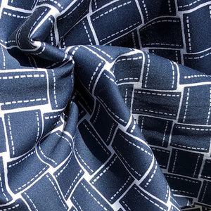 "58"" 100% Cotton Poplin 5 OZ USA Made Checkered Check Apparel & Face Mask Woven Fabric By the Yard"