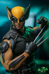 S.Kings.S 1/6 - Wolverine Head Sculpt